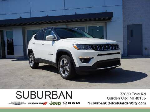2020 Jeep Compass for sale in Garden City, MI