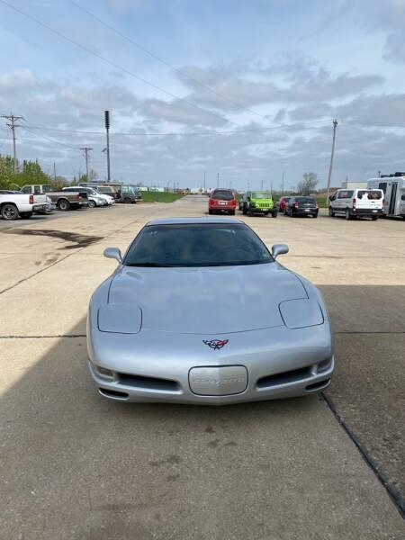 1997 Chevrolet Corvette for sale at MJ'S Sales in O'Fallon MO