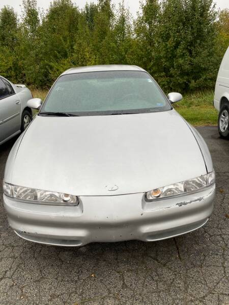 2001 Oldsmobile Intrigue for sale at MJ'S Sales in O'Fallon MO
