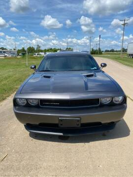2014 Dodge Challenger for sale at MJ'S Sales in O'Fallon MO