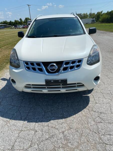 2014 Nissan Rogue Select for sale at MJ'S Sales in O'Fallon MO