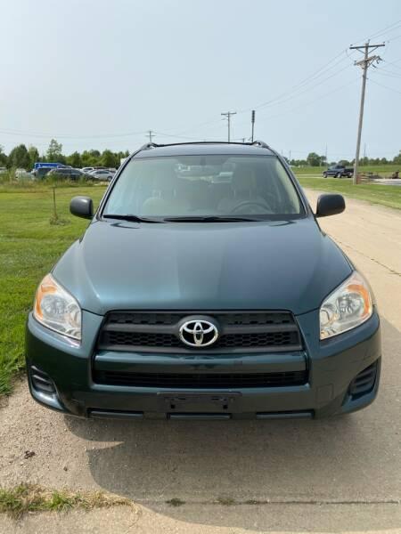 2010 Toyota RAV4 for sale at MJ'S Sales in O'Fallon MO