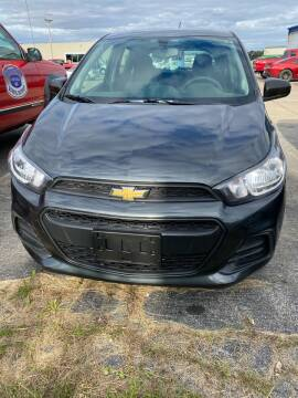 2018 Chevrolet Spark for sale at MJ'S Sales in O'Fallon MO