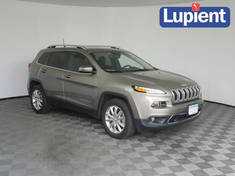2017 Jeep Cherokee for sale in Golden Valley, MN