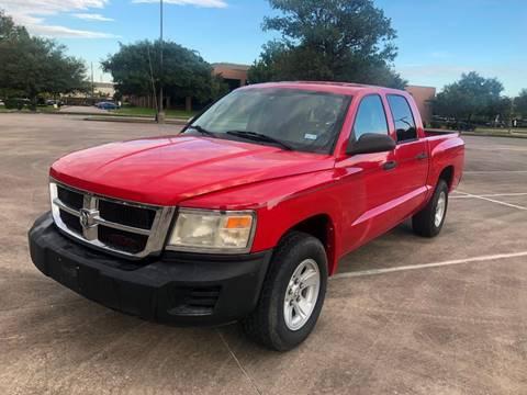 2008 Dodge Dakota for sale in Houston, TX