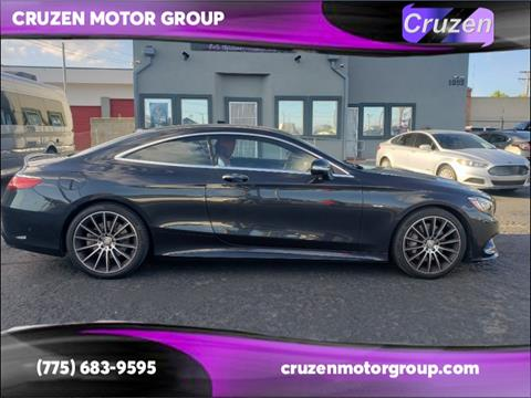 2015 Mercedes-Benz S-Class for sale in Reno, NV