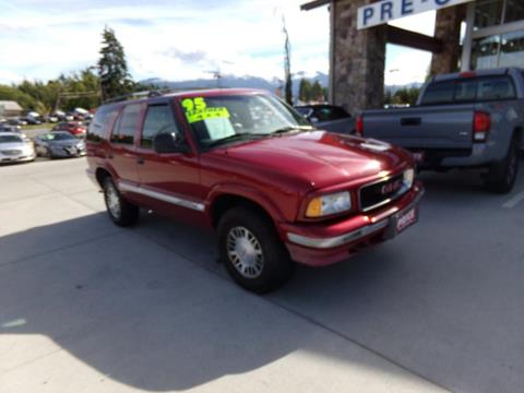 1995 GMC Jimmy for sale in Port Angeles, WA