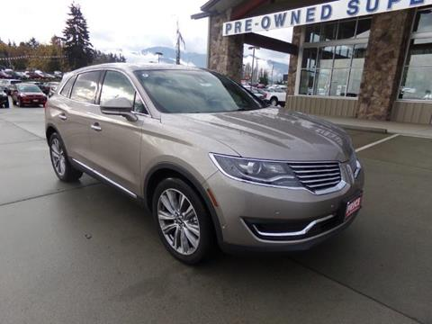 2018 Lincoln MKX for sale in Port Angeles, WA