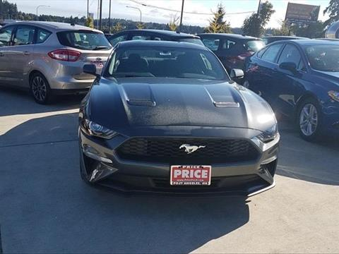 2019 Ford Mustang for sale in Port Angeles, WA
