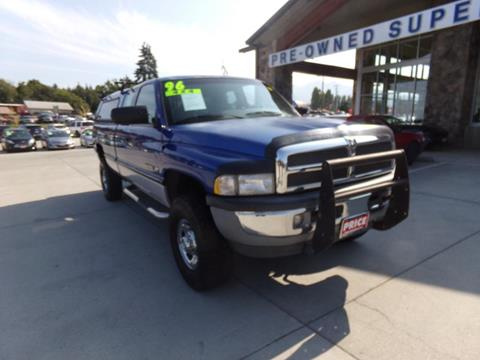 1996 Dodge Ram Pickup 2500 for sale in Port Angeles, WA