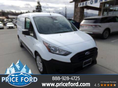 2020 Ford Transit Connect Cargo for sale at Price Ford Lincoln in Port Angeles WA