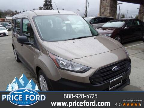 2020 Ford Transit Connect Wagon for sale at Price Ford Lincoln in Port Angeles WA