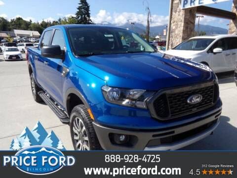 2020 Ford Ranger for sale at Price Ford Lincoln in Port Angeles WA