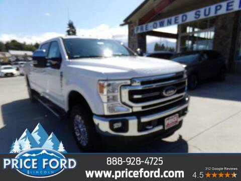 2020 Ford F-350 Super Duty for sale at Price Ford Lincoln in Port Angeles WA