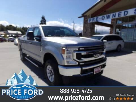 2020 Ford F-250 Super Duty for sale at Price Ford Lincoln in Port Angeles WA
