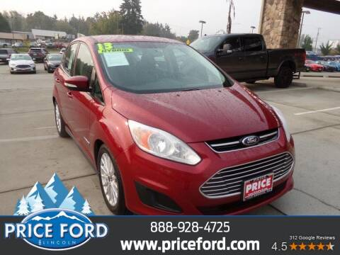 2013 Ford C-MAX Hybrid for sale at Price Ford Lincoln in Port Angeles WA