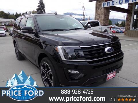 2020 Ford Expedition for sale at Price Ford Lincoln in Port Angeles WA