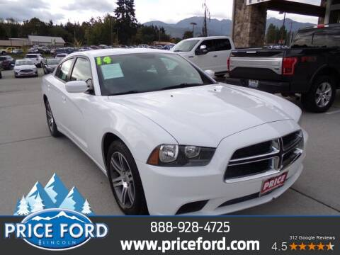 2014 Dodge Charger for sale at Price Ford Lincoln in Port Angeles WA