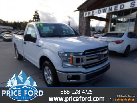 2019 Ford F-150 for sale at Price Ford Lincoln in Port Angeles WA