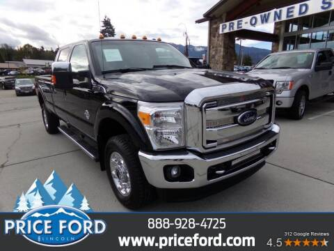 2016 Ford F-350 Super Duty for sale at Price Ford Lincoln in Port Angeles WA