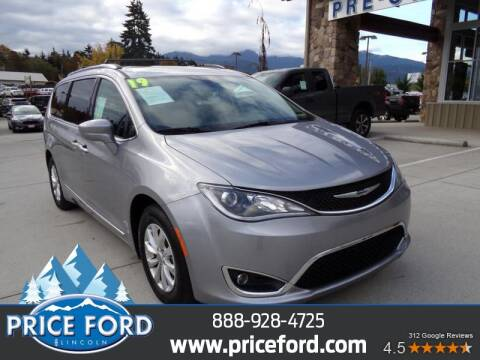 2019 Chrysler Pacifica for sale at Price Ford Lincoln in Port Angeles WA