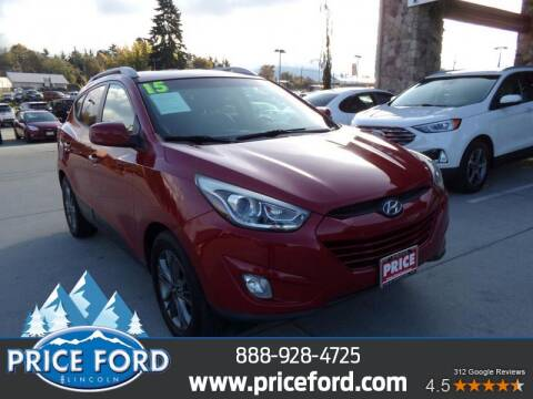 2015 Hyundai Tucson for sale at Price Ford Lincoln in Port Angeles WA