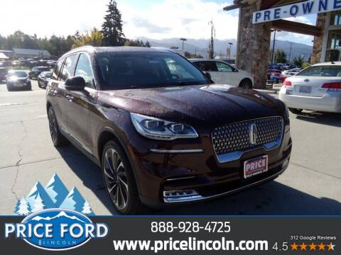 2021 Lincoln Aviator for sale at Price Ford Lincoln in Port Angeles WA