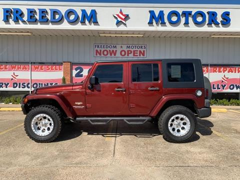 2007 Jeep Wrangler Unlimited for sale in Gulfport, MS