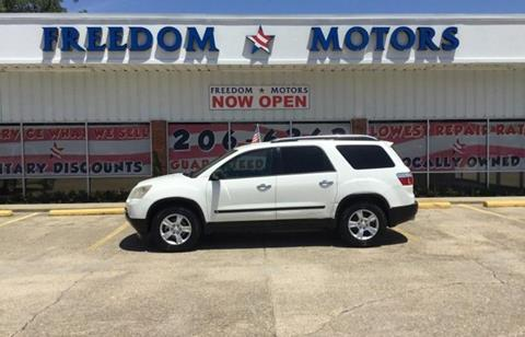 2009 GMC Acadia for sale in Gulfport, MS