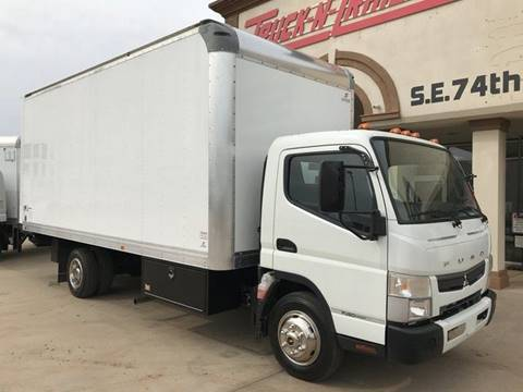 2019 Mitsubishi FE160G for sale in Moore, OK