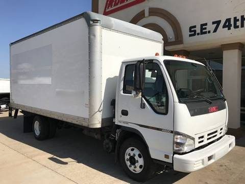 2007 GMC W4500 for sale in Moore, OK