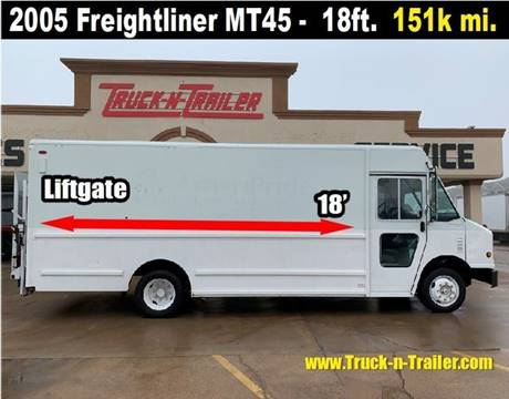 2005 Freightliner MT35 Chassis for sale in Moore, OK