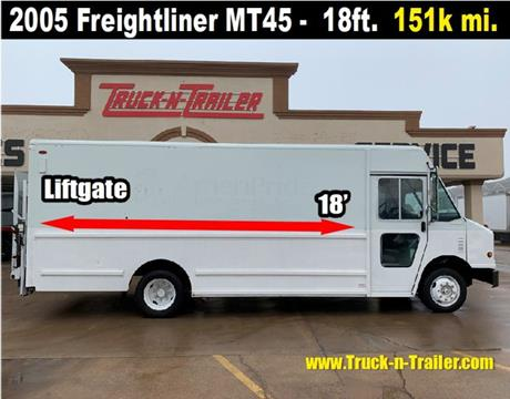 2005 Freightliner MT35 Chassis for sale in Oklahoma City, OK