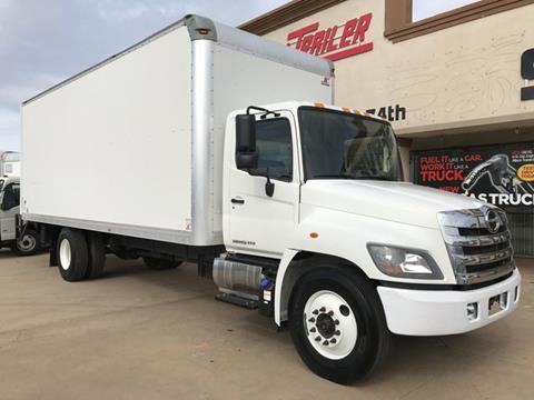 2016 Hino 268 for sale in Oklahoma City, OK