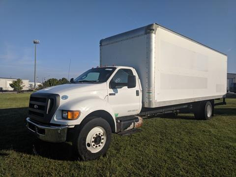 2012 Ford F-750 Super Duty for sale in Oklahoma City, OK