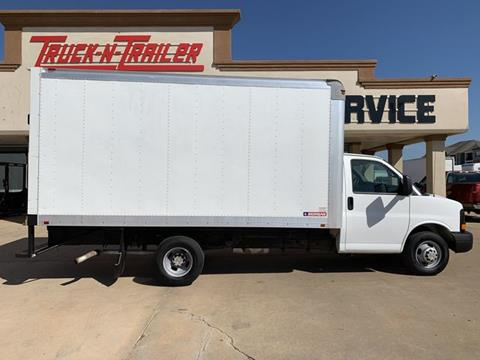 2015 Chevrolet Express Cutaway for sale in Oklahoma City, OK