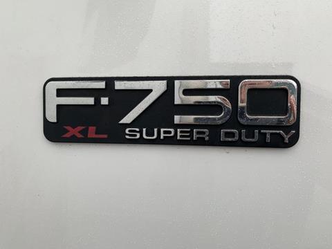2012 Ford F-750 Super Duty