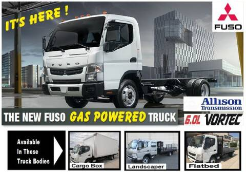 2019 Mitsubishi Fuso FECZTS