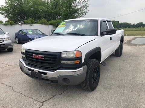 2007 GMC Sierra 2500HD Classic for sale in Gainesville, TX