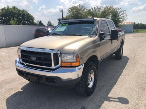 2000 Ford F-250 Super Duty for sale in Gainesville, TX