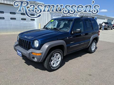 2004 Jeep Liberty for sale in Storm Lake, IA