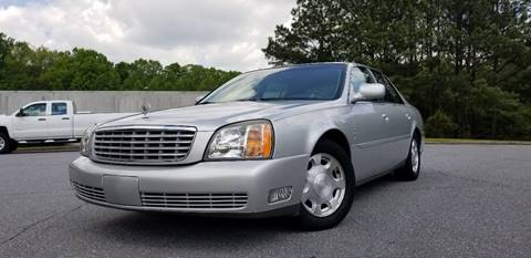 2002 Cadillac DeVille for sale in Alpharetta, GA