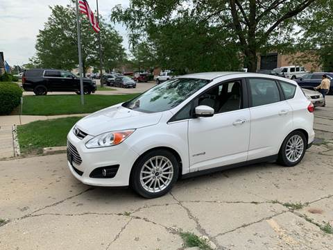 2015 Ford C-MAX Hybrid for sale in Bellwood, IL
