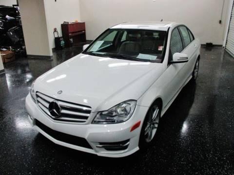 2013 Mercedes-Benz C-Class for sale in Lilburn, GA