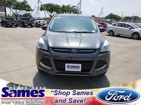 2016 Ford Escape for sale in Corpus Christi, TX
