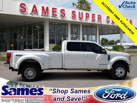 2017 Ford F-450 Super Duty for sale in Corpus Christi, TX