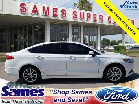 2017 Ford Fusion for sale in Corpus Christi, TX