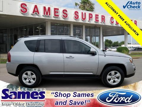 Used Car Dealers Corpus Christi >> 2017 Jeep Compass For Sale In Corpus Christi Tx