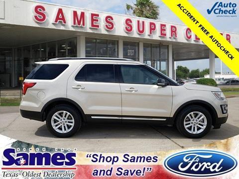 2017 Ford Explorer for sale in Corpus Christi, TX