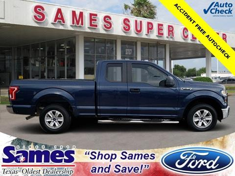 2016 Ford F-150 for sale in Corpus Christi, TX
